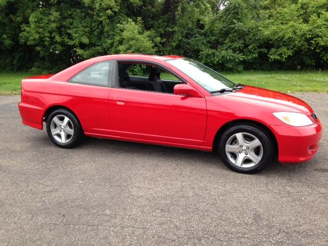 2004 honda civic ex 2dr coupe in taylor mi paramount motors for Paramount motors taylor mi