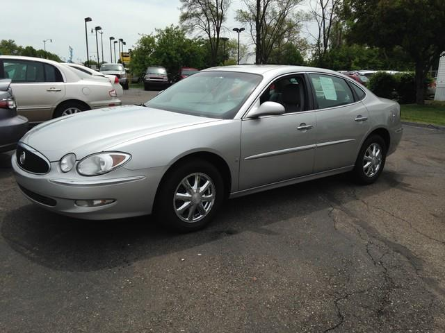 2006 BUICK LACROSSE CXL 4DR SEDAN silver leather woodgrain trim power options low miles fully