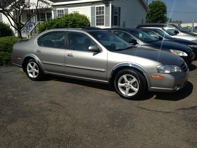 2000 NISSAN MAXIMA GLE 4DR SEDAN silver fwd v6 power options moon roof automatic call now fo