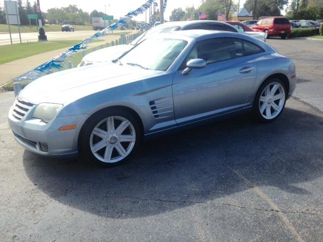 2006 chrysler crossfire for sale for Paramount motors taylor mi