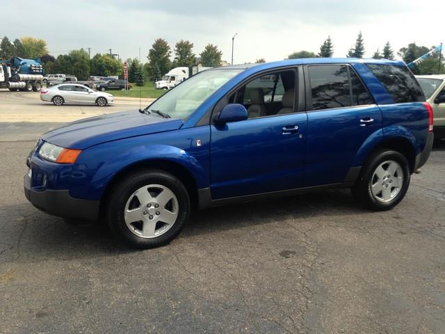 2005 SATURN VUE BASE FWD 4DR SUV V6 blue cloth interior power options auto fwd call now for f