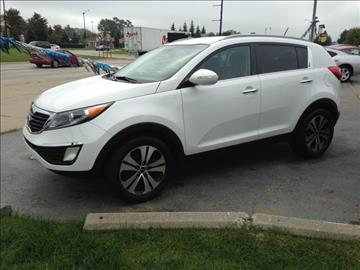 Kia Sportage For Sale Michigan - Carsforsale.com