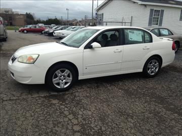 2006 Chevrolet Malibu for sale in Taylor, MI