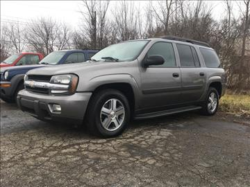 Chevrolet trailblazer ext for sale michigan for Paramount motors taylor mi
