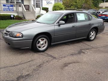 2005 Chevrolet Impala for sale in Taylor, MI