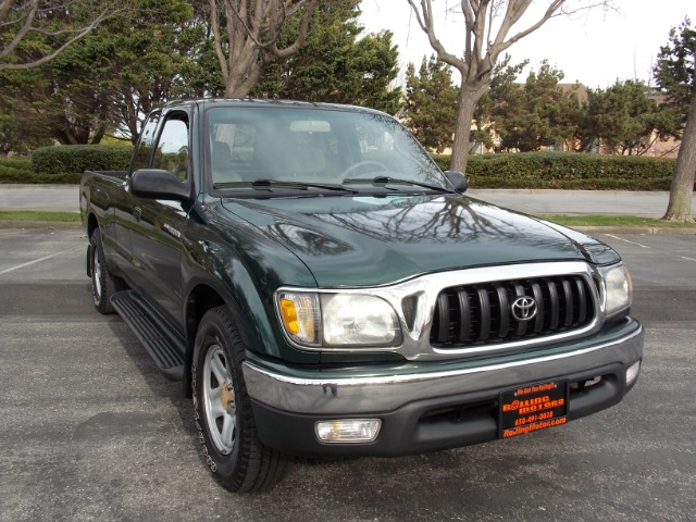 Used 2003 toyota tacoma for sale for Rolling motors san bruno ca
