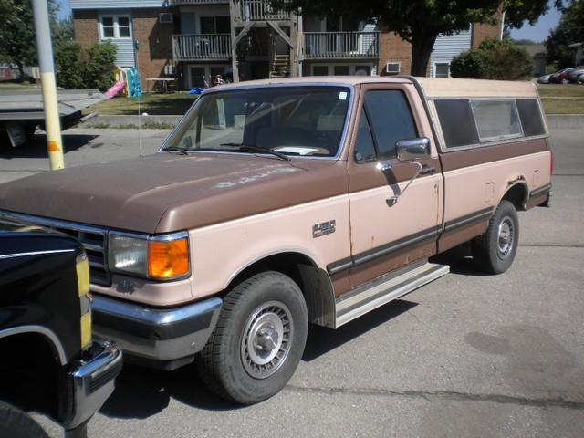 Used 1988 ford f 150 for sale for Paul christensen motors vancouver inventory