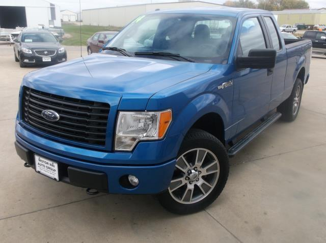 Ford f 150 for sale in spirit lake ia for Motor inn spirit lake iowa