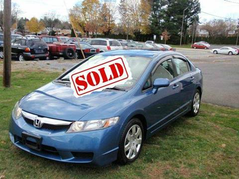 2008 Honda Civic for sale in Emmaus, PA