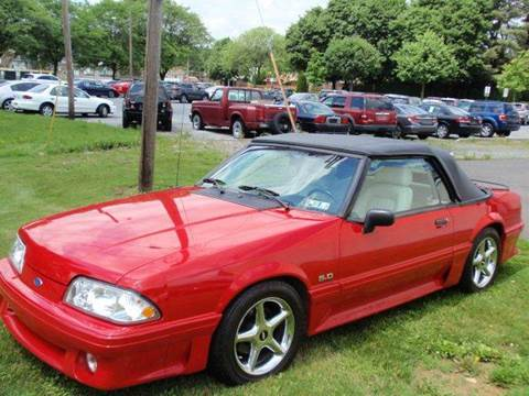 1989 Ford Mustang For Sale Carsforsale Com