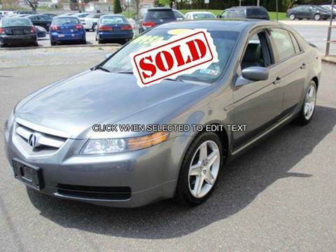 2006 Acura TL for sale in Emmaus, PA