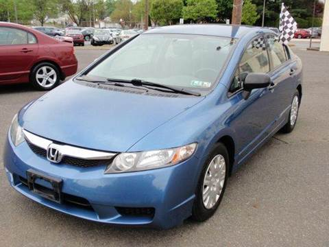2010 Honda Civic for sale in Emmaus, PA