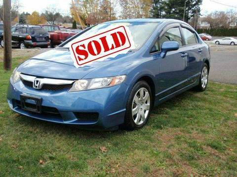 2009 Honda Civic for sale in Emmaus, PA