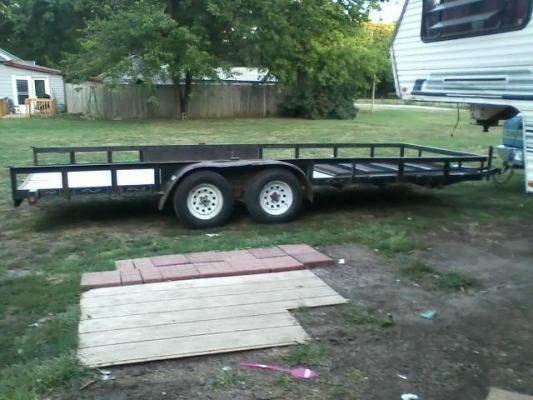 2006 Trailer Star 20FT-Flatbed