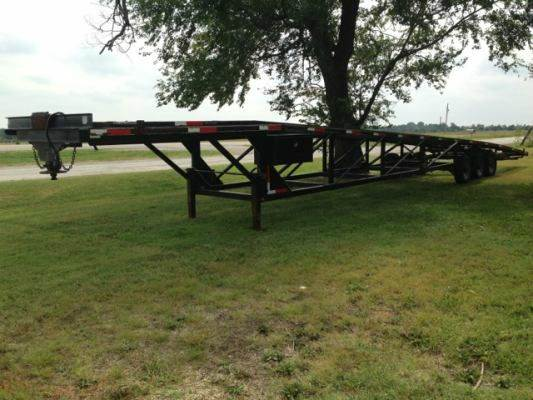 2005 Trailer Kaufman 3 or 4 car trailer