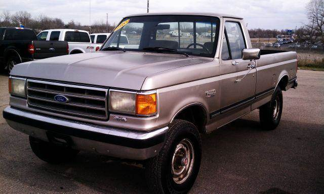 1989 ford f250 351 mpg ford f series eighth generation. Black Bedroom Furniture Sets. Home Design Ideas