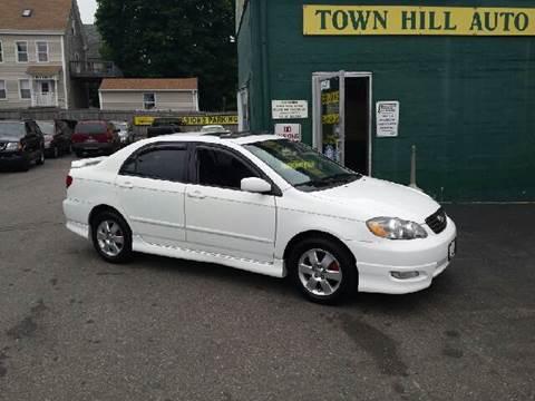2008 Toyota Corolla For Sale In Connecticut Carsforsale Com