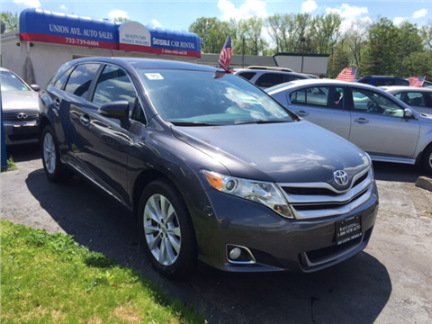 2015 Toyota Venza for sale in Hazlet, NJ
