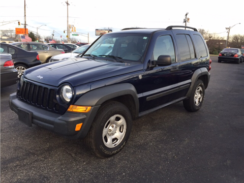 2006 Jeep Liberty for sale in Hazlet, NJ