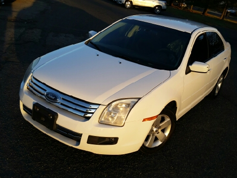 2007 Ford Fusion for sale in Hazlet, NJ