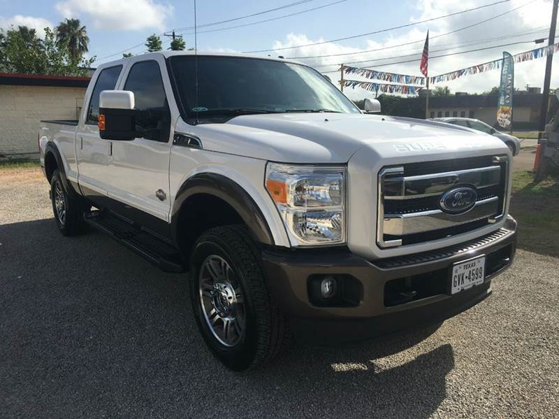 2016 ford f 250 super duty king ranch 4x4 4dr crew cab 6 8 ft sb pickup in victoria tx rock. Black Bedroom Furniture Sets. Home Design Ideas