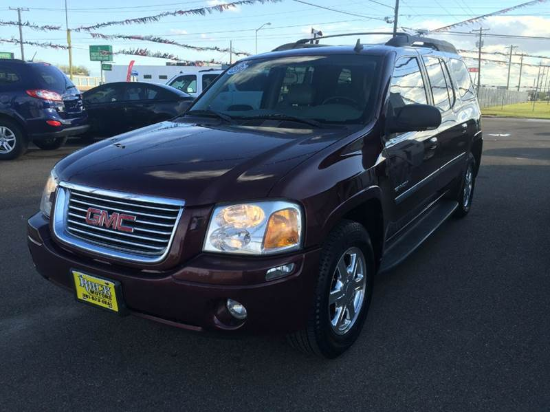2006 gmc envoy xl slt 4dr suv in victoria tx rock motors llc. Black Bedroom Furniture Sets. Home Design Ideas