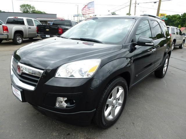 2008 saturn outlook xr awd 4dr suv w touring package in. Black Bedroom Furniture Sets. Home Design Ideas