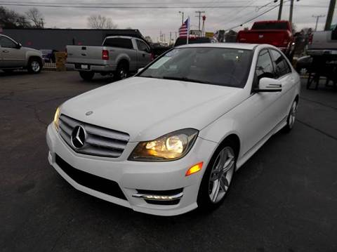 2013 mercedes benz c class for sale nashville tn for Mercedes benz in nashville tn