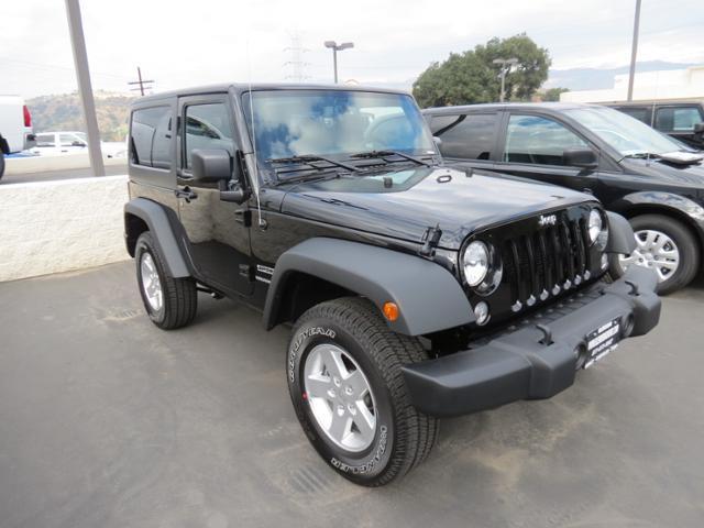 2015 Jeep Wrangler for sale in GLENDORA CA