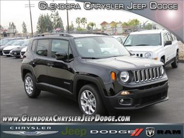 2016 Jeep Renegade for sale in Glendora, CA