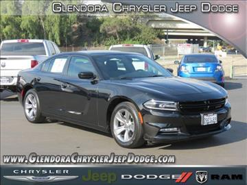 2016 Dodge Charger for sale in Glendora, CA