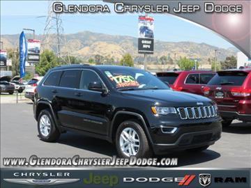 2017 Jeep Grand Cherokee for sale in Glendora, CA