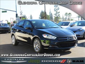 2016 Dodge Dart for sale in Glendora, CA