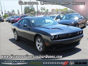 2017 Dodge Challenger for sale in Glendora, CA