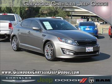 2013 Kia Optima for sale in Glendora, CA