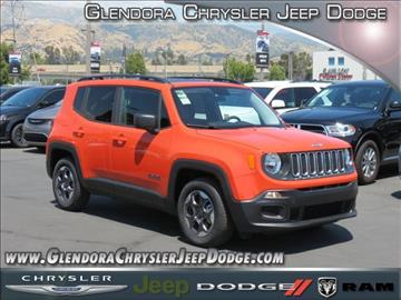 2017 Jeep Renegade for sale in Glendora, CA