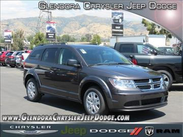 2017 Dodge Journey for sale in Glendora, CA