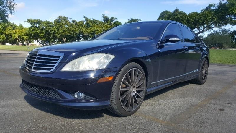 2007 mercedes benz s class for sale in miami fl for 2007 mercedes benz s class s550 for sale