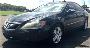 2005 Acura RL for sale in Miami, FL