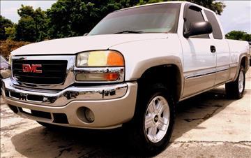 2004 GMC Sierra 1500 for sale in Miami, FL