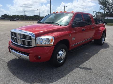 2006 Dodge Ram Pickup 3500 for sale in Miami, FL