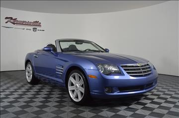 2008 chrysler crossfire for sale in kernersville nc. Black Bedroom Furniture Sets. Home Design Ideas