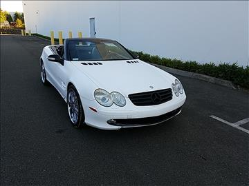 Mercedes benz sl class for sale for Low cost mercedes benz