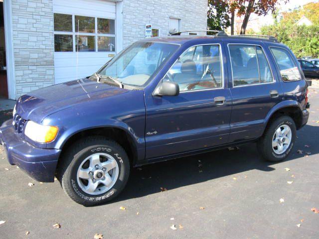 1998 Kia Sportage For Sale