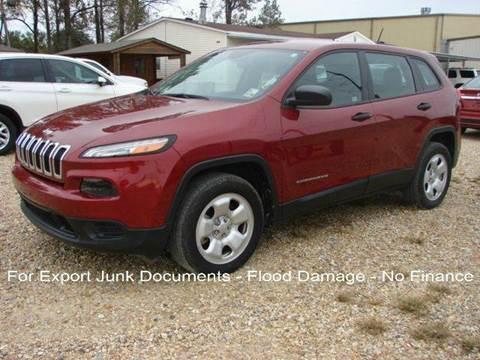 2014 Jeep Cherokee For Sale - Carsforsale.com