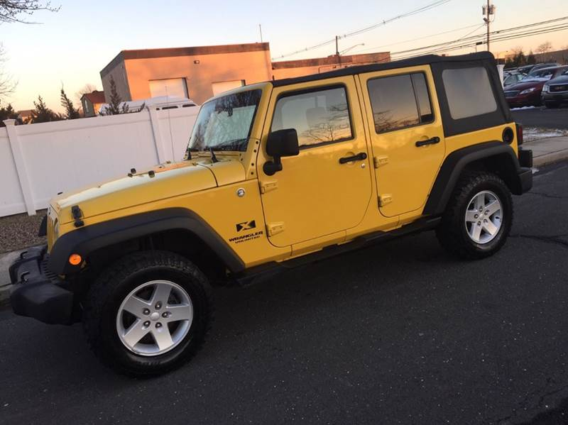 2007 Jeep Wrangler For Sale Carsforsale