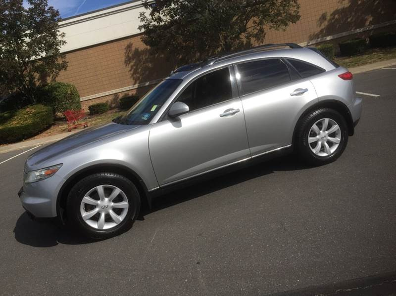 2004 infiniti fx35 for sale in new jersey carsforsale 2004 infiniti fx35 for sale in port monmouth nj sciox Images