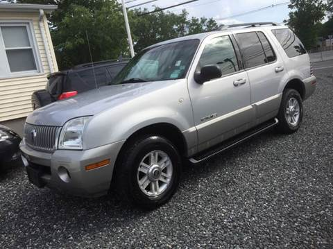2002 Mercury Mountaineer for sale in Port Monmouth, NJ