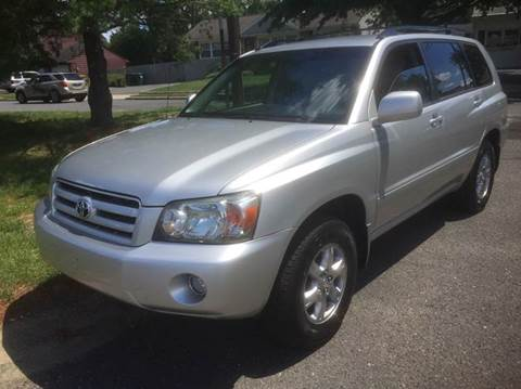2005 Toyota Highlander for sale in Port Monmouth, NJ