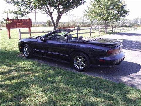 1999 Pontiac Firebird for sale in Port Monmouth, NJ